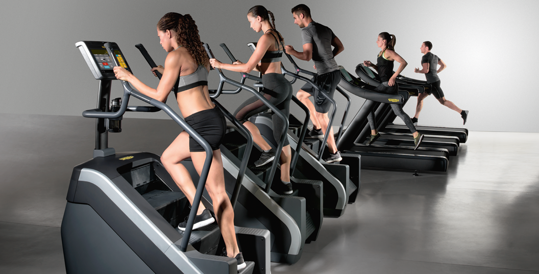 New cardio gym equipment now available!
